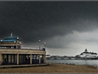 Rainy Day Eastbourne by John Lewis