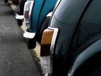 Mini Rear by Paul Dunmall Bexhill Photographic Club