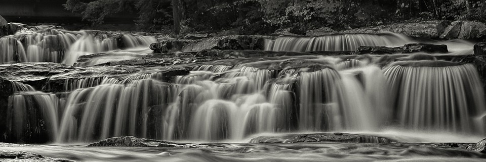 Jackson Falls by Colin Mitchell (KCPA Exhibition 2019)