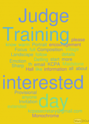 Judges Training and Experience Day