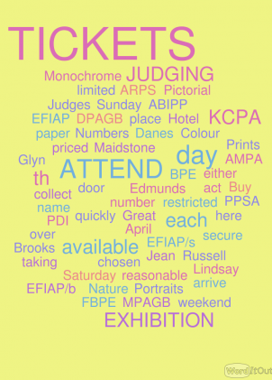 Judging of the KCPA Exhibition 2015