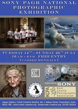 PAGB Inter Fed Exhibition @ Creek Creative 14th – 26th July