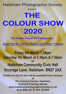 "Hailsham Photographic Society ""The Colour Show"" AV Extravaganza @ Hailsham Community Civic Hall"