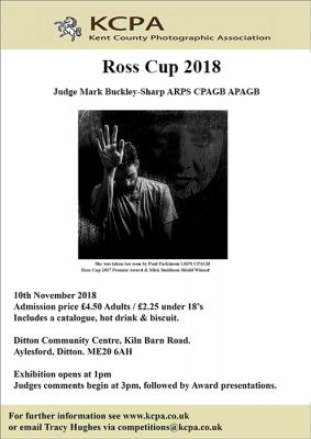 Ross Cup 2018 @ Ditton Community Centre | Kent | England | United Kingdom